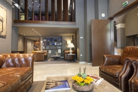 Hotel Atrium | Common Areas