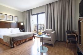 (Español) Hotel Atrium | Habitación Doble