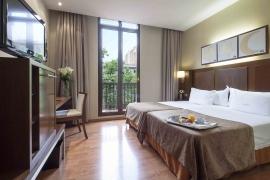 (Español) Hotel Atrium | Habitación Doble twin