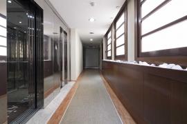 Hotel Atrium | Corridors