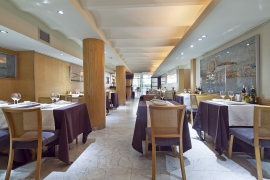 (Español) Hotel Atrium | Restaurante