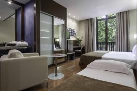 Hotel Atrium | Habitación triple